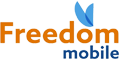 Logo de Freedom Mobile