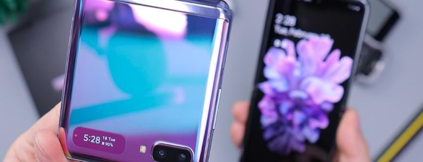 Le Nouveau Sasmung Galaxy un cellulaire petit format qui n'est petit que par la taille